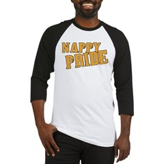 Nappy Pride Baseball Jersey