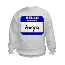 hello my name is aniya Jumpers