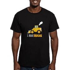 I DIG TRUCKS T-Shirt