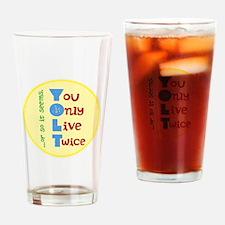 YOLT Drinking Glass