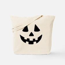 Jack OLantern Tote Bag
