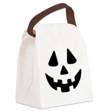Jack OLantern Canvas Lunch Bag