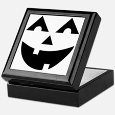 Laughing Jack O'Lantern Keepsake Box