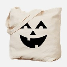 Laughing Jack O'Lantern Tote Bag