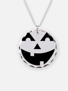 Laughing Jack O'Lantern Necklace