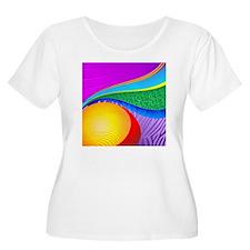 Rainbow Color T-Shirt