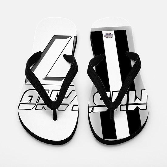 mustang 2017 Flip Flops