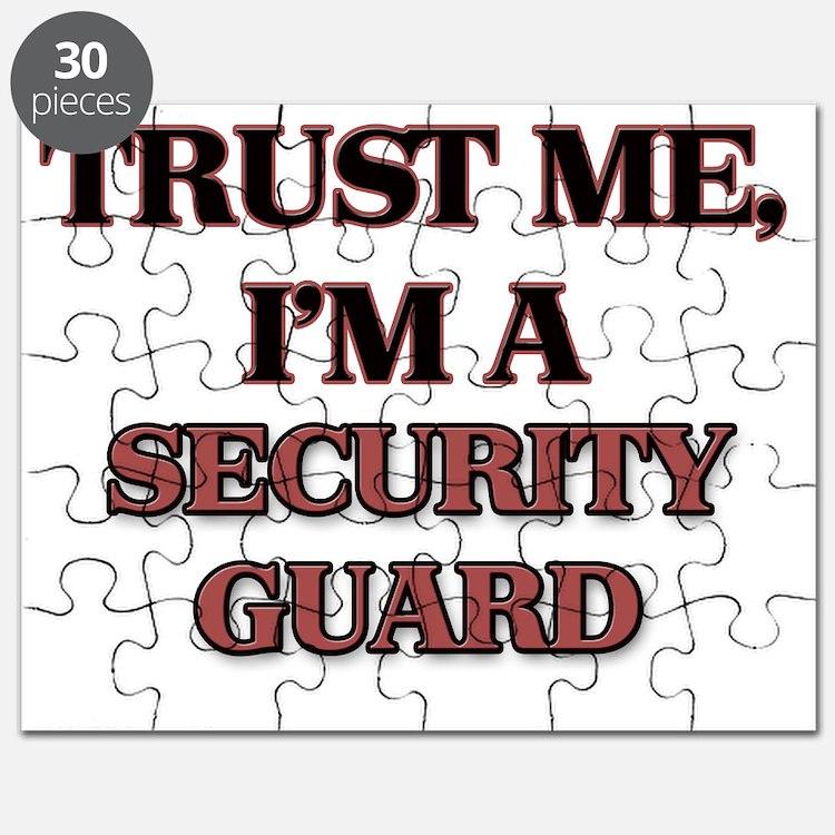 Trust Me, I'm a Security Guard Puzzle