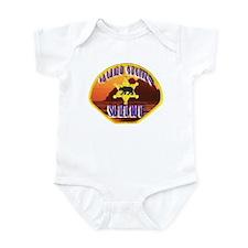 Malibu Sheriff Infant Bodysuit