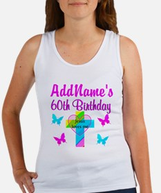REJOICING 60TH Women's Tank Top