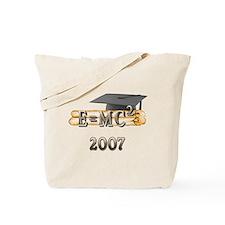 Physics Grad 2007 Tote Bag
