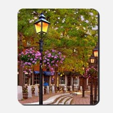 Market Square coaster tile 4of4 Mousepad