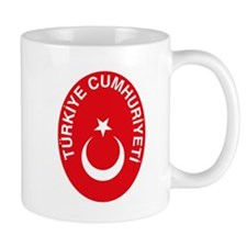 Turkey Coat of Arms Small Mug