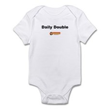 Daily Double -  Infant Bodysuit