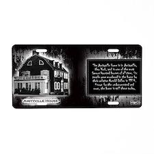 Amityville House Historical Aluminum License Plate