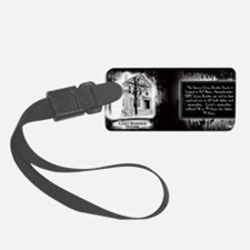 Lizzy Borden House Historical Mu Luggage Tag
