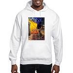 Cafe / Choc. Lab #11 Hooded Sweatshirt