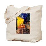 Cafe / Choc. Lab #11 Tote Bag