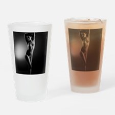 Artistic Nude Image Drinking Glass