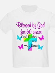 CHRISTIAN 60TH T-Shirt