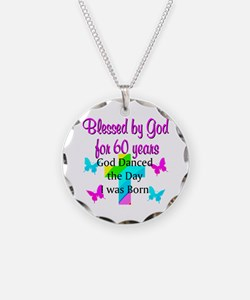 CHRISTIAN 60TH Necklace