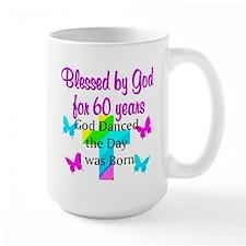 CHRISTIAN 60TH Mug