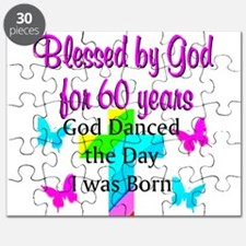 CHRISTIAN 60TH Puzzle