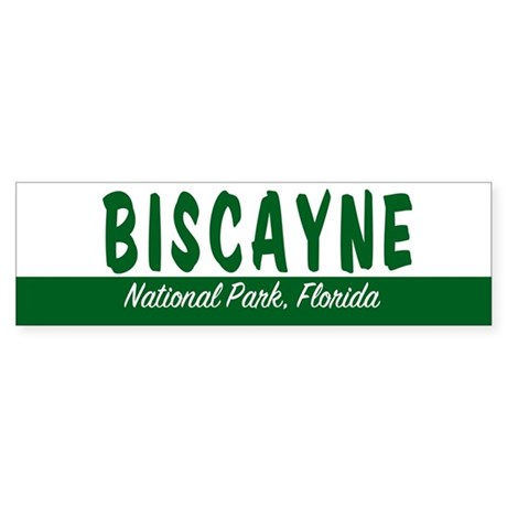 Biscayne National Park Bumper Sticker