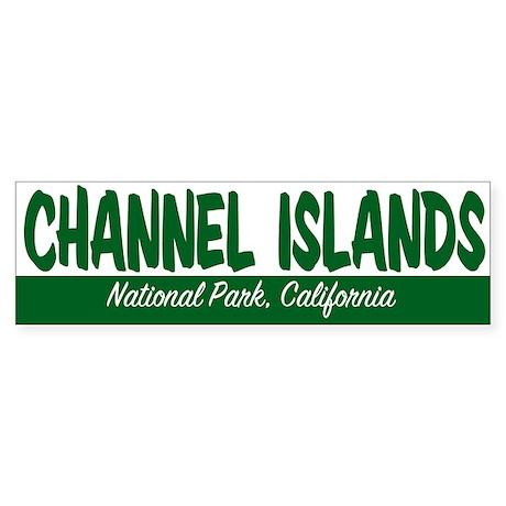 Channel Islands National Park Bumper Sticker
