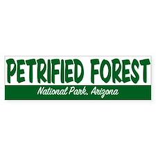 Petrified Forest National Park Bumper Bumper Sticker