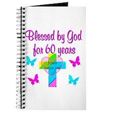 GOD LOVING 60TH Journal