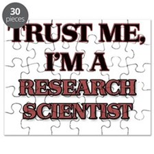 Trust Me, I'm a Research Scientist Puzzle