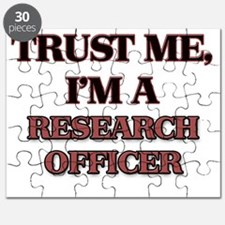 Trust Me, I'm a Research Officer Puzzle