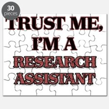 Trust Me, I'm a Research Assistant Puzzle