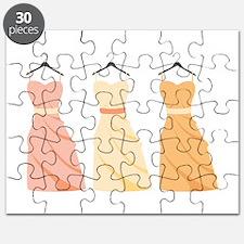 Bridesmaids Dresses Puzzle