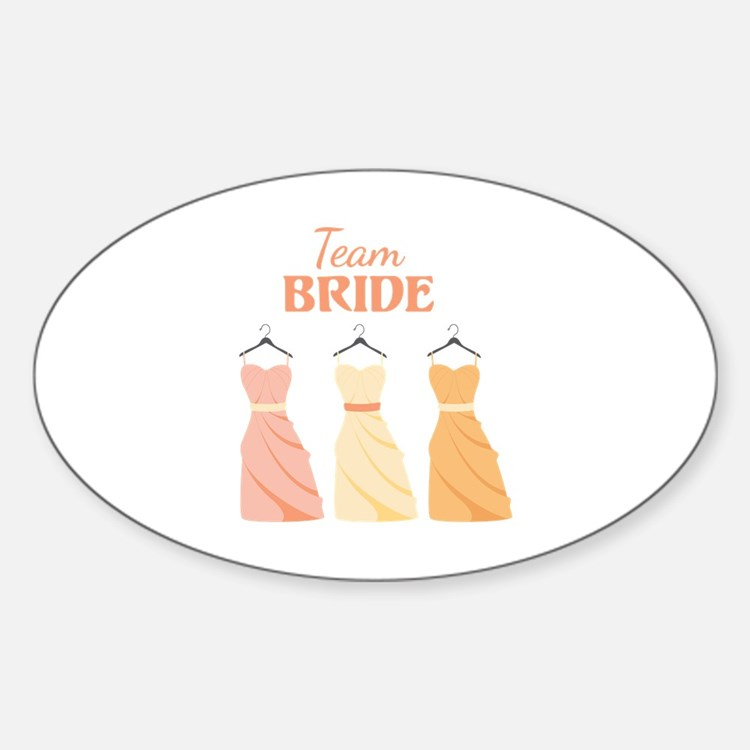 Team BRIDE Decal