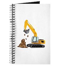 Excavator Journal