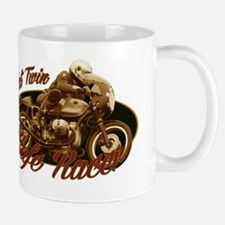 Cafe Racer Flat twin Mug