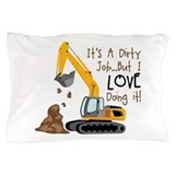 Construction Pillow Cases