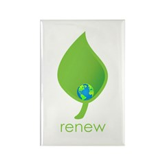 Renew Rectangle Magnet