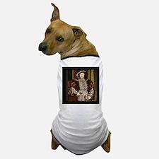 Henry VIII. Dog T-Shirt