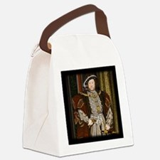 Henry VIII. Canvas Lunch Bag