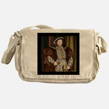 Henry VIII. Messenger Bag