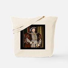 Henry VIII. Tote Bag
