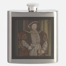 Henry VIII. Flask