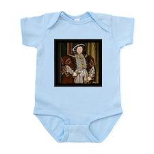 Henry VIII. Infant Bodysuit