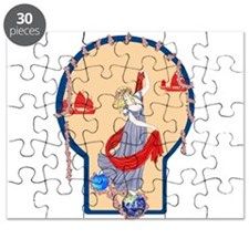 Tarot Two of Coins Puzzle