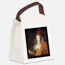 Queen Elizabeth I Canvas Lunch Bag