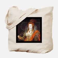 Queen Elizabeth I Tote Bag