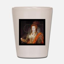 Queen Elizabeth I Shot Glass